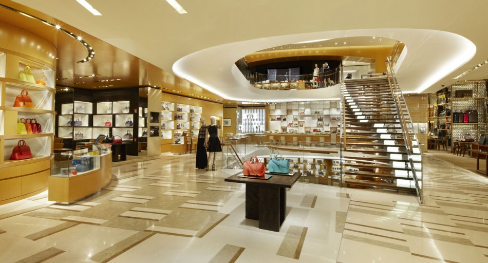 Louis Vuitton Rome store