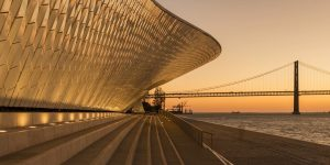 Museums to visit in Portugal: MAAT in Lisbon opens its doors in a new building with 2 exhibitions