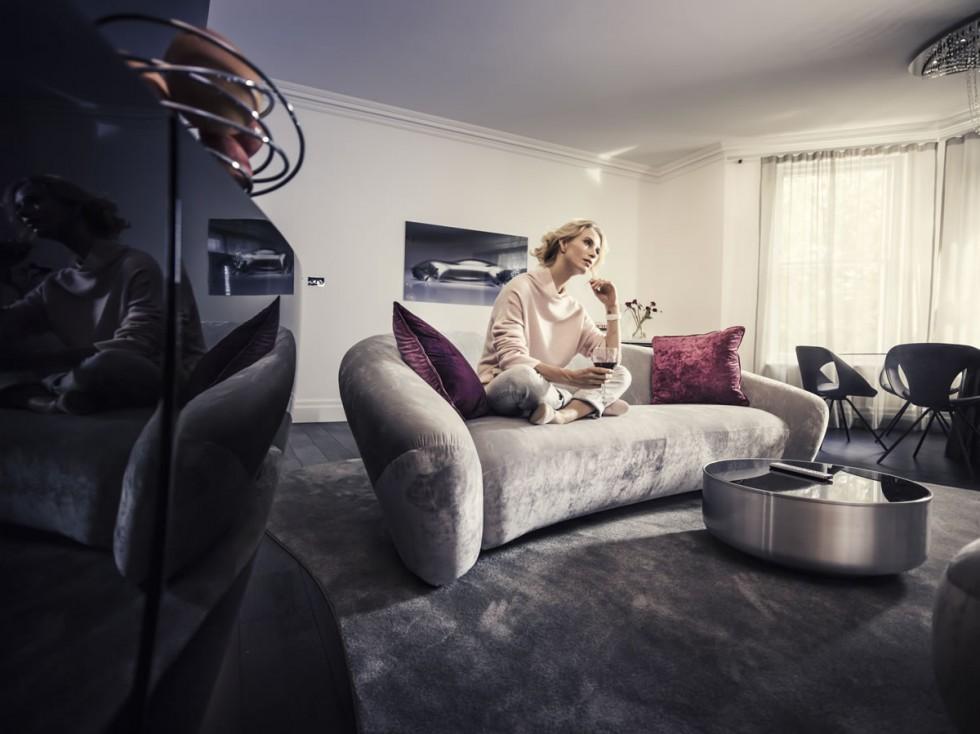 Mercedes Benz living frazer apartment