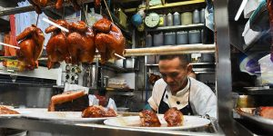 Singapore Michelin-Star Hawker Seeks Expansion Deal