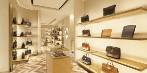 Mulberry comes to Singapore's Marina Bay Sands