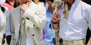 Pitti Uomo Visual Guide for Stylish Menswear in Singapore's Perpetual Summer