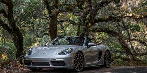 Porsche 718 Boxster S: Driving Dream