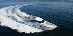 SINGAPORE RENDEZVOUS: Princess Yachts Displays Strength