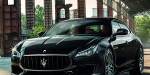 Maserati Quattroporte: Racing Genes