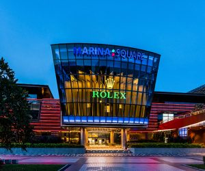 Rolex Opens Largest Singapore Store