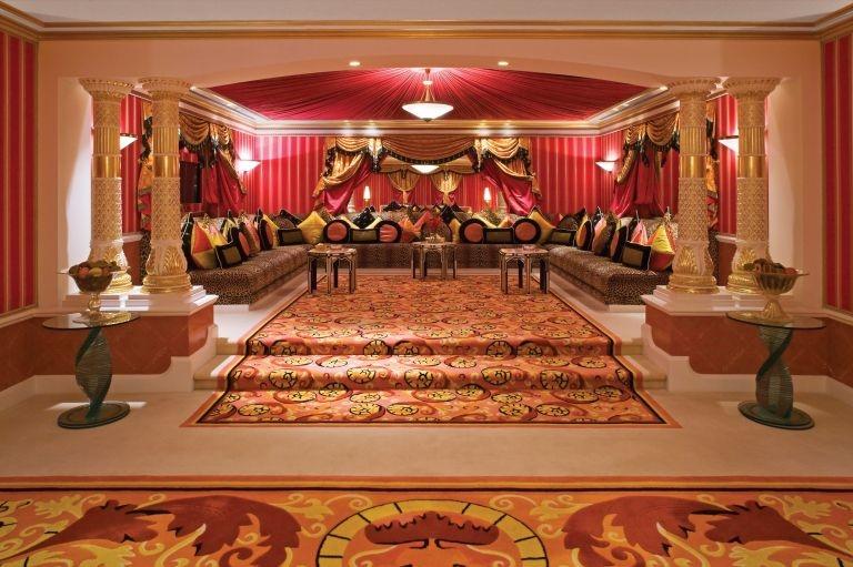 Royal Suite Burj Al Arab hotel