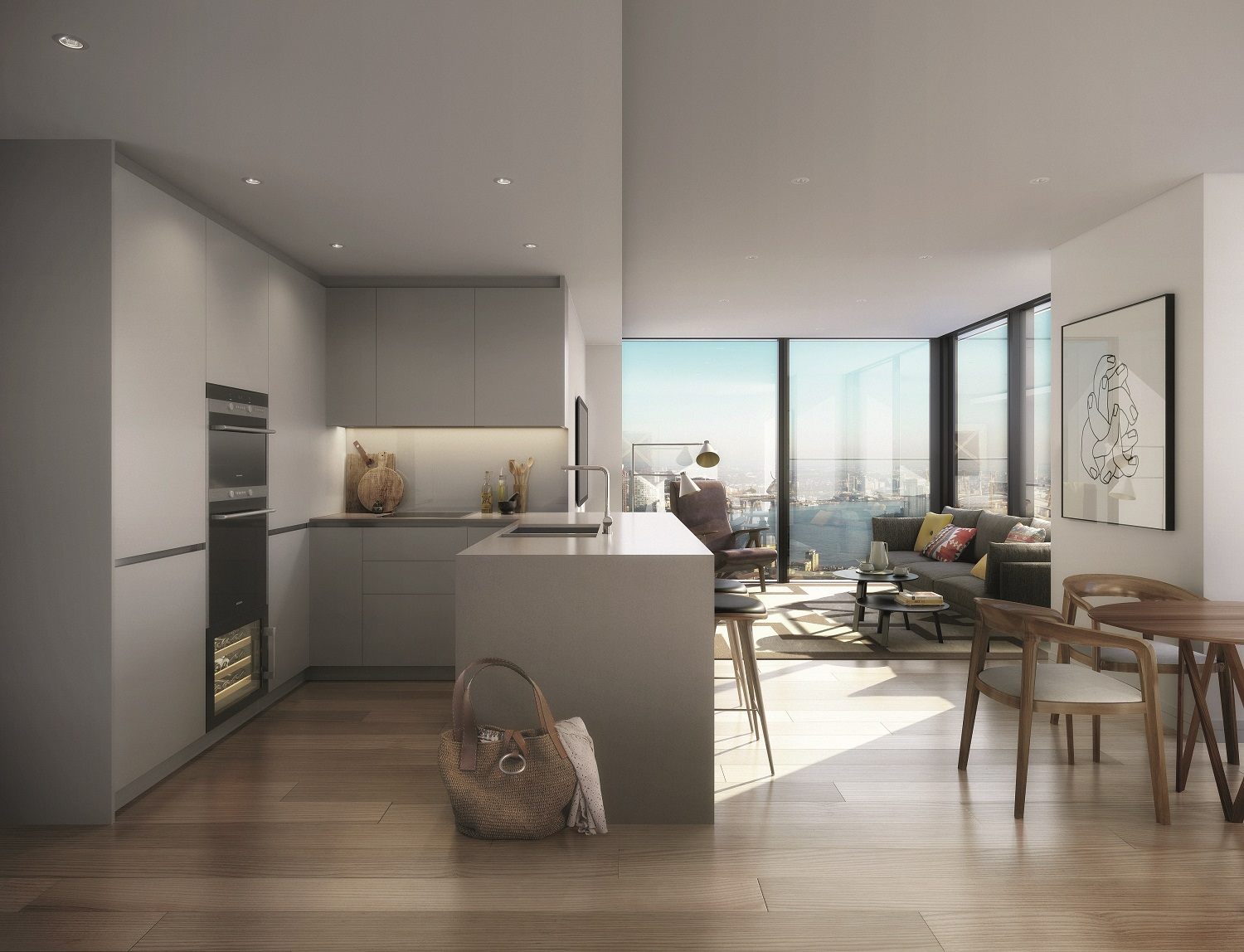 DBOX for Berkeley Group - SQP - london investment properties