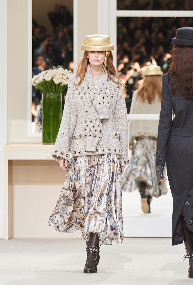 Selling isn't a sin: Chanel