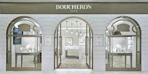 Boucheron Lights Up Second Singapore Store