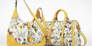 Singapore exclusive Gucci Flora handbags