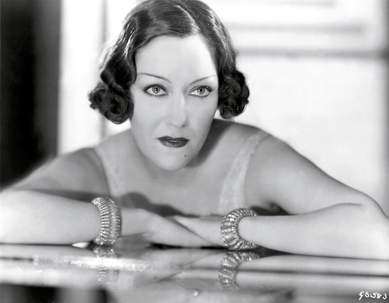Late American film star Gloria Swanson helped shape Cartier's glorious reputation 