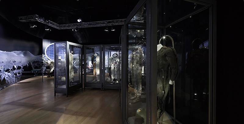 Space suits in Endurance gallery