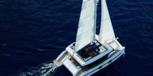 Space Station: Sunreef Yacht
