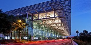 Changi Airport named world's best airport 2015