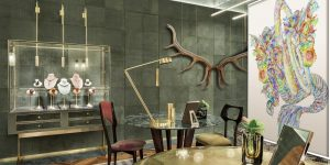 AAI presents Wu Jian'an for Bvlgari's new Curiosity Shop