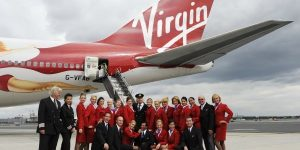 Which airline has the most attractive cabin crew?