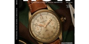 World of Watches magazine: WOW Festive Issue brings us gold and enamelling for the new year