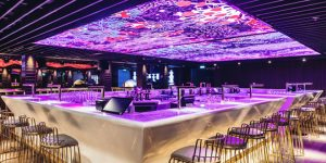 New bar concept in Singapore: Zouk opens a fourth concept called Capital for those who looking for an evening chill-out spot