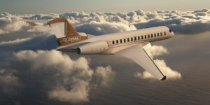 Bombardier's New Global Express 7000 & 8000