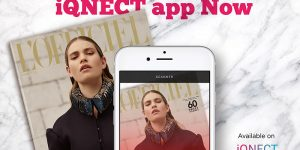 iQNECT: L'officiel Singapore Goes Interactive