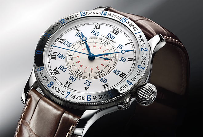 The current version of the Lindbergh Hour Angle watch
