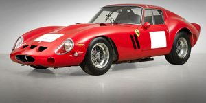 Top 5 most expensive Ferrari cars ever sold at auction