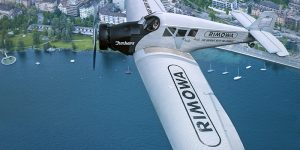 Rimowa F13 Takes Flight September