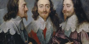 """Charles I: King and Collector"" exhibition by The Royal Academy of Arts, London in 2018"