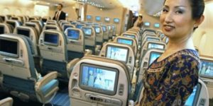 Singapore Airlines adds iPod docks to business class