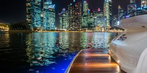 SINGAPORE RENDEZVOUS 2017: Princess Yachts Back in Full Strength