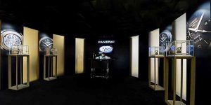 Panerai: The Face of Time Exhibition