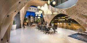 Fabricwood by Produce.Workshop Named World Interior of the Year at INSIDE World Festival of Interiors 2017