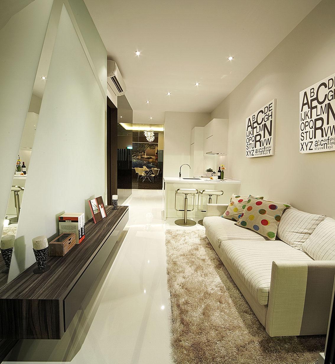 EDEN SUITES, Luxespace SG