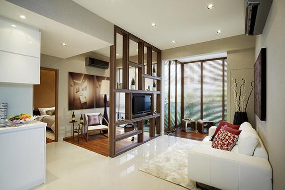 IDYLLIC SUITES SHOWFLAT, Luxespace SG