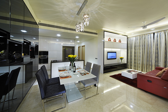 LINCOLN RESIDENCES, Luxespace SG