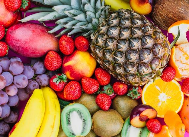 水果提供豐富營養素