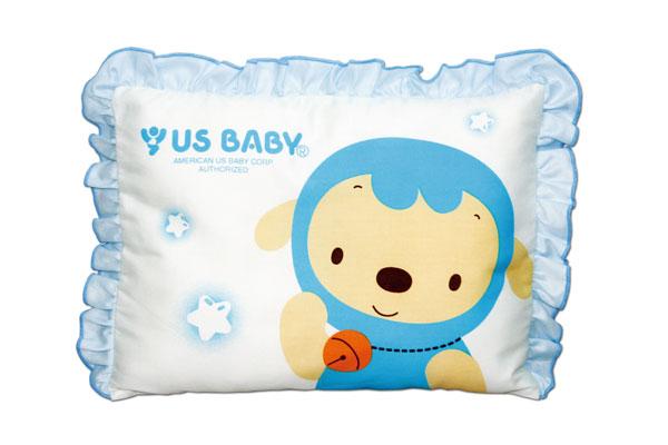 枕頭:優生綿羊嬰兒枕(藍/粉)