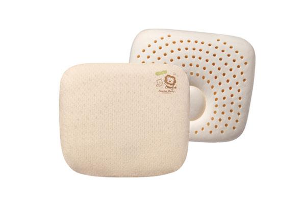 枕頭:小獅王辛巴舒芯有機棉乳膠枕