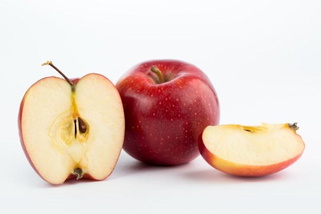 蘋果屬溫和、低過敏水果