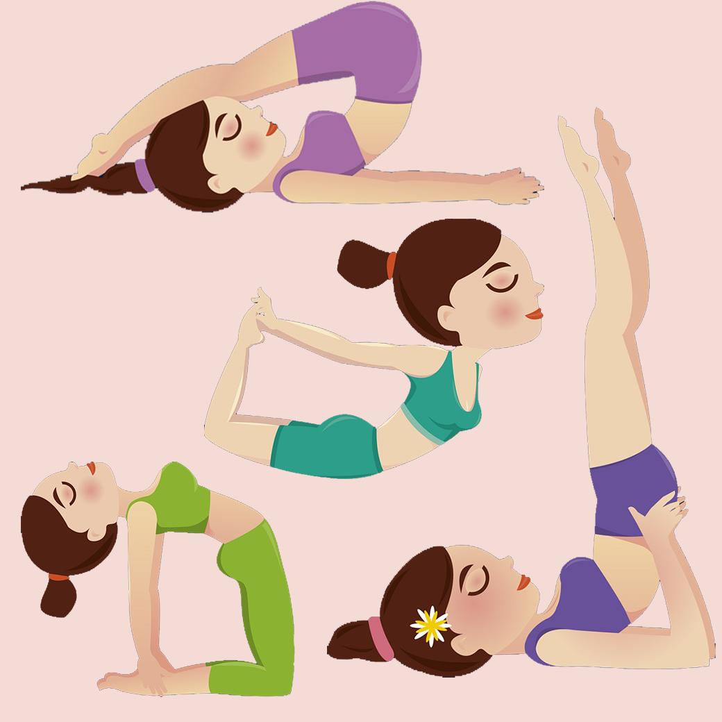 瑜珈除了能強化身體肌肉群外,還可以幫助長高