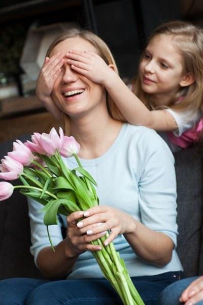 其實媽媽最想要的母親節禮物就是家人健康、小孩聽話