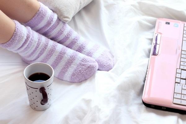穿襪子睡覺的好處,讓您每個冬夜都好好眠。