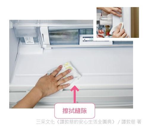 請每週清理冰箱一次,盤點哪些食物或醬料快過期