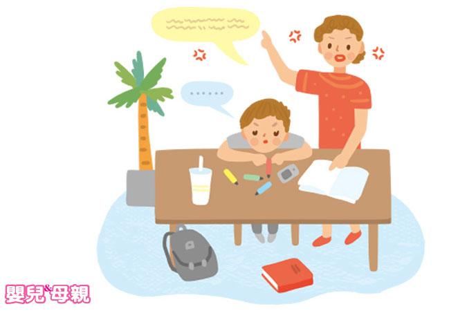 功課弄不懂,到底為什麼要哭?而看到女兒哭,您為什麼會生氣?