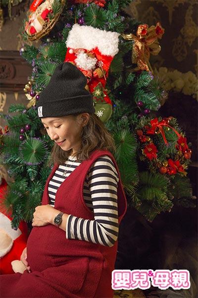 孕婦過耶誕節