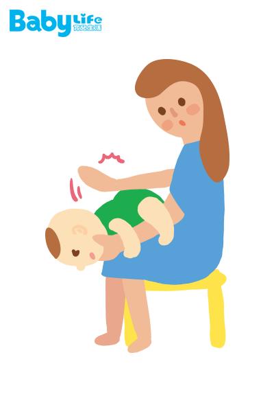 寶寶卡痰應對兩方法,跟著醫師這樣做