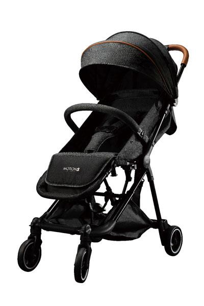 輕巧型手推車:MotionS 潮。輕旅單雙人嬰兒推車