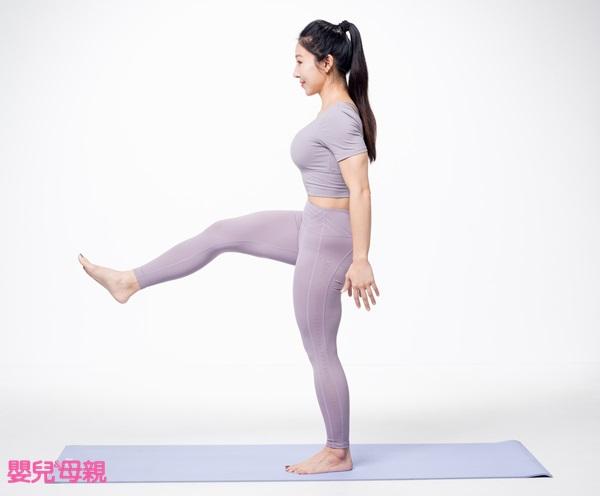 產後瘦身運動