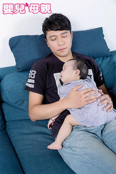 7招哄睡寶寶大法